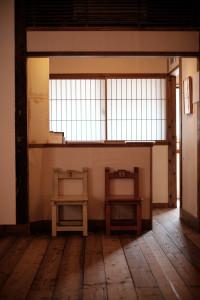 新潟絵屋 展示室
