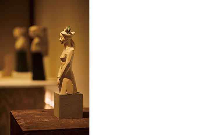 伊津野雄二 彫刻展 巡回展