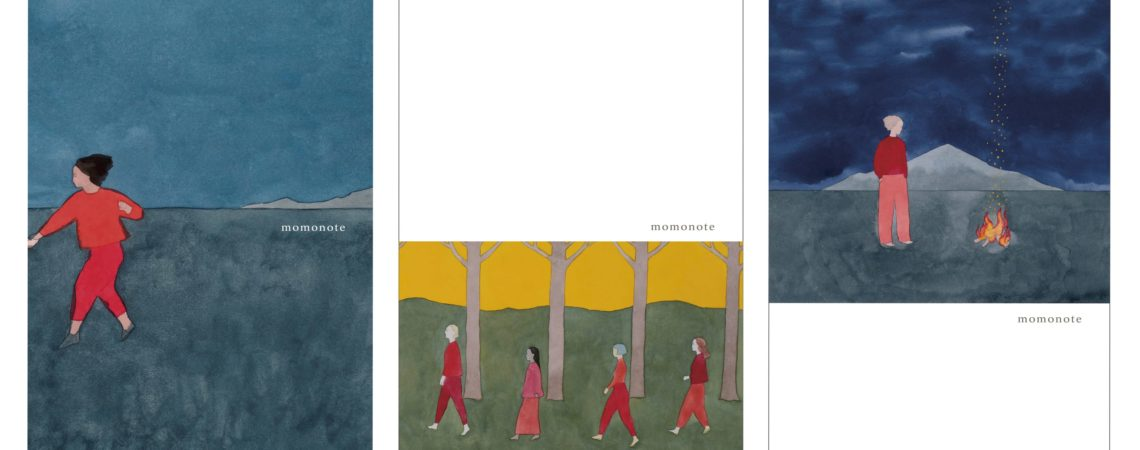 蓮池ももノートブック「momonote」