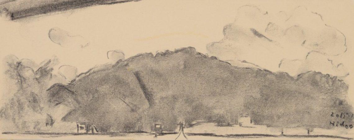 井田英夫 遺作展——音戸の素描を中心に